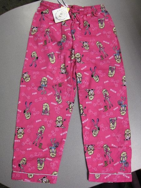 Papa Bear Loungeabouts Children's Pajamas bottoms