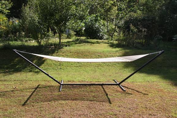 Twin Oaks hammock