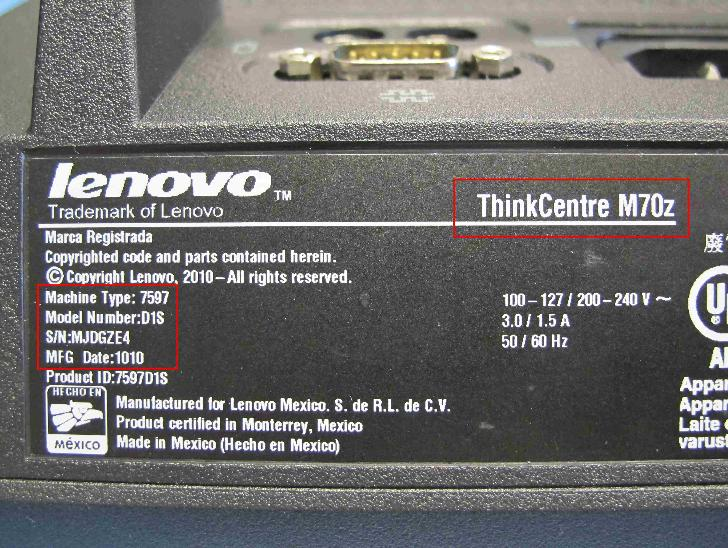 Lenovo Expands Recall Of Thinkcentre Desktop Computers Due