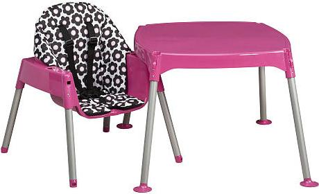 1 Of 2 Photos. ×. « Previous Next ». Name Of Product: Convertible High  Chairs