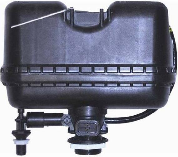 Recalled Flushmate III system