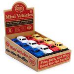Green Toys mini vehicles