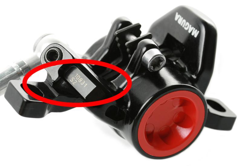 Magura MT 8 brake