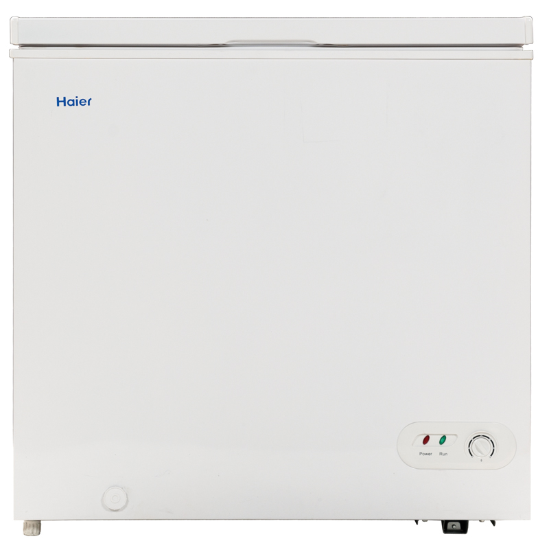 Haier® Freezers model ESNCM053E front view