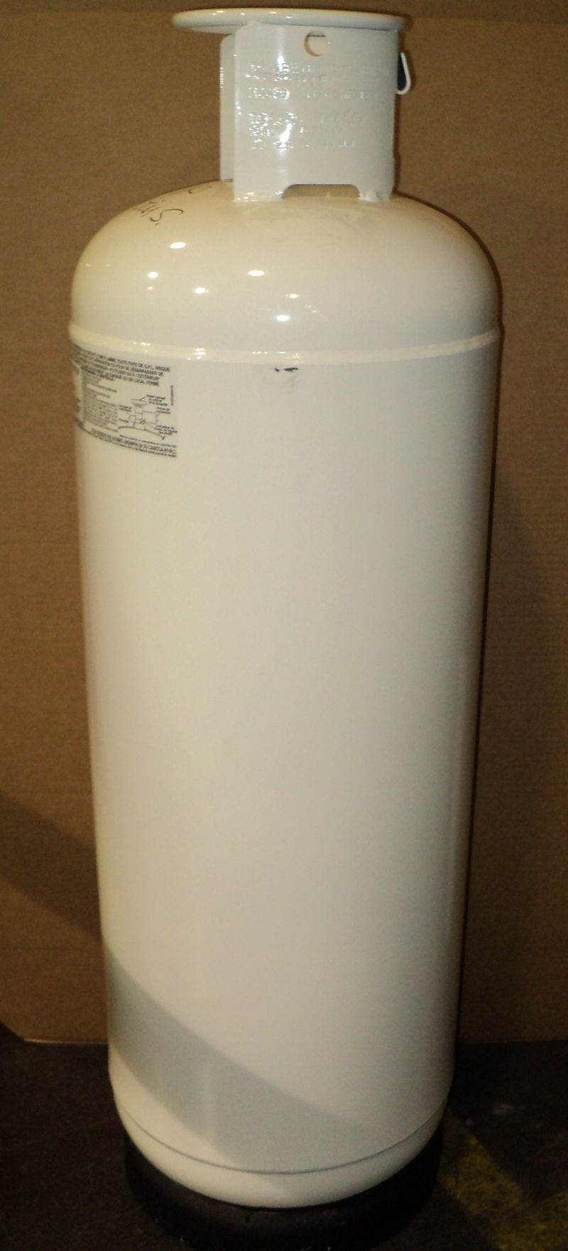 Manchester Tank Equipment Company Recalls Propane Cylinders Due To