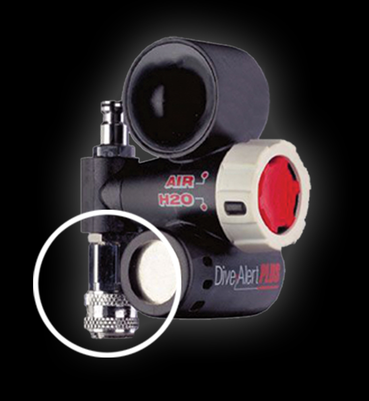Recalled Model DP2 DiveAlert PLUS signaling device