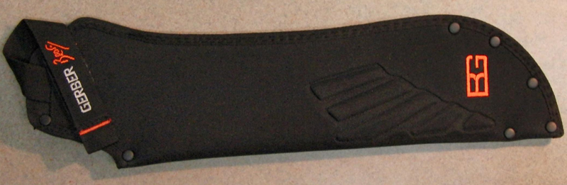 Gerber Stitched Sheath