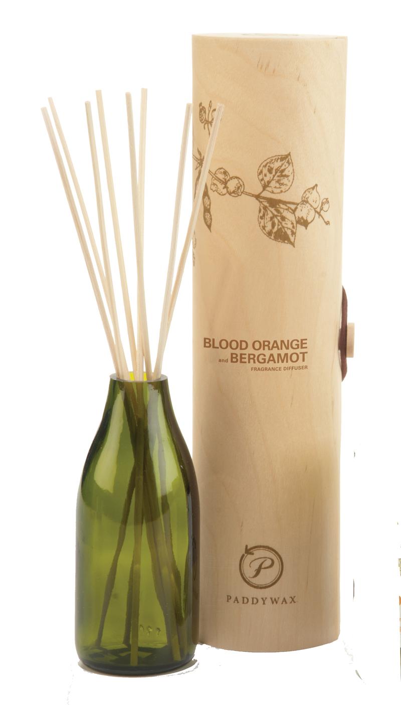 Paddywax Blood Orange with Bergamot Fragrance Diffuser/Tester