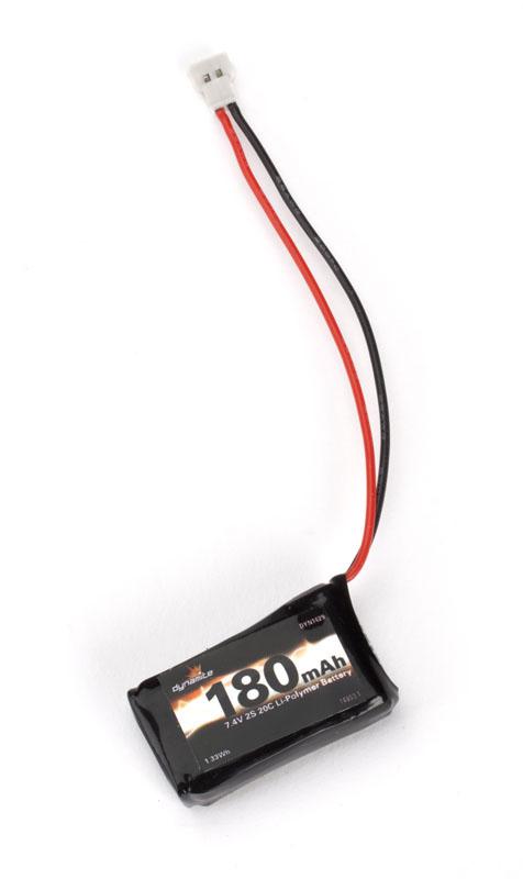 Dynamite 7.4V battery