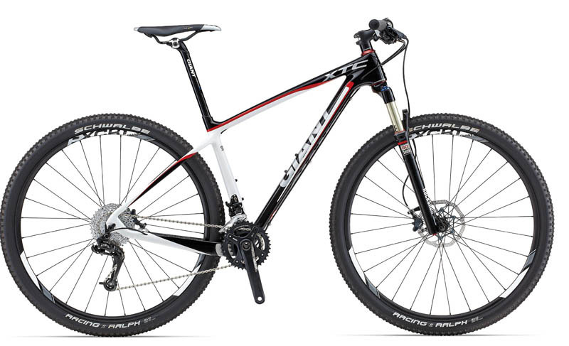 2013 Giant XTC Advanced SL 29er 1