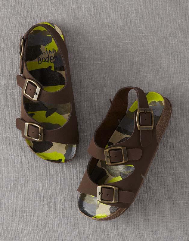 JP Boden boys' sandals