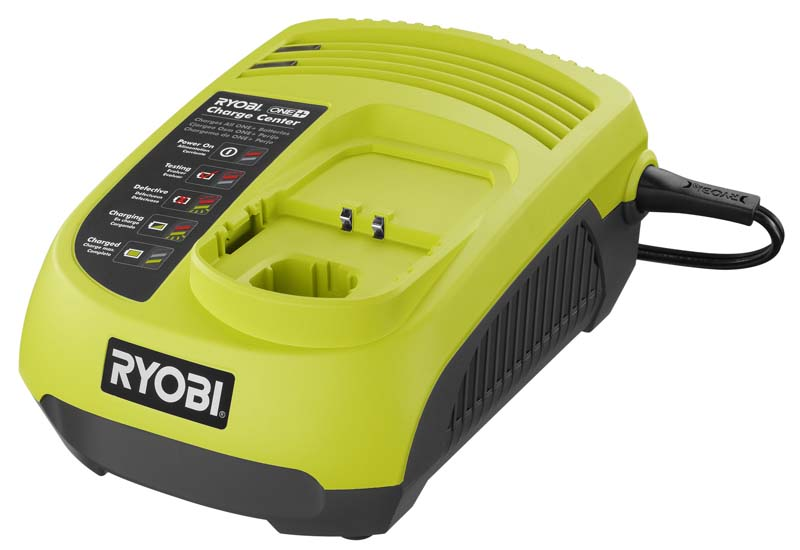 Ryobi Model P113 Dual Chemistry Charger
