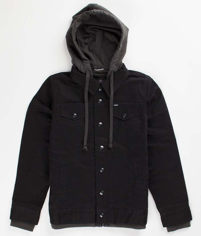 Vans Recalls Boy's Hooded Jackets with Drawstrings Due to ...