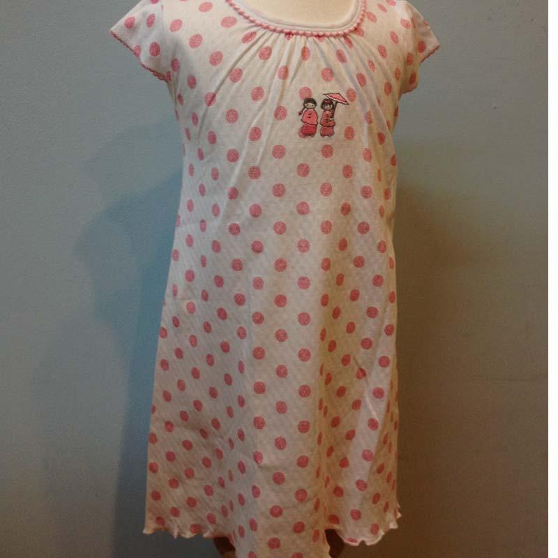 Babycotton Mei Mei nightgown