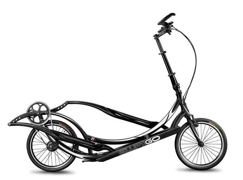 Photo of an ElliptiGO 11R outdoor elliptical bicycle