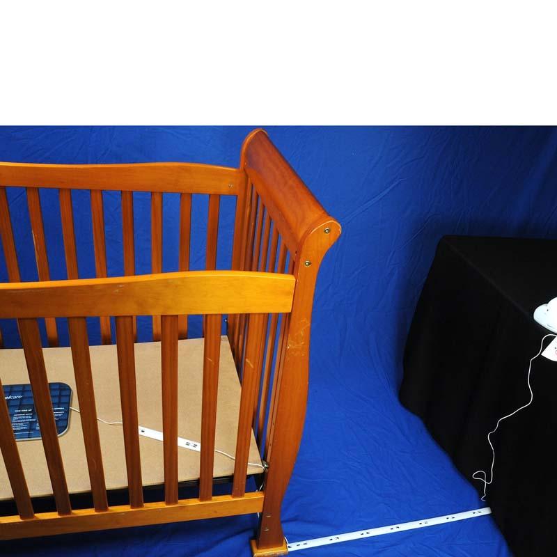 Cable del monitor con sensor de movimiento y sonido para bebé de Angelcare