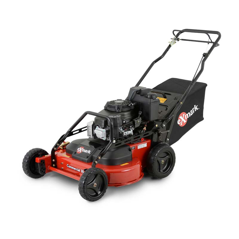 Recalled Exmark commercial walk-behind mower