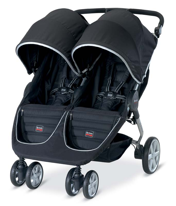 Recalled Britax B-Agile Double stroller