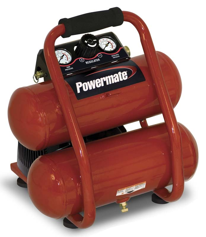 Powermate air compressor