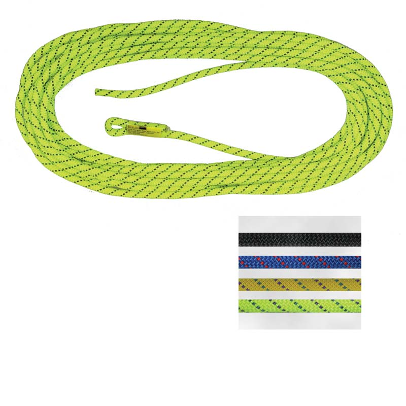 Aztek Elite 8mm Edge Restraint Yellow