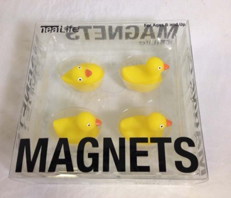 Design Ideas Rubber Ducky Magnets
