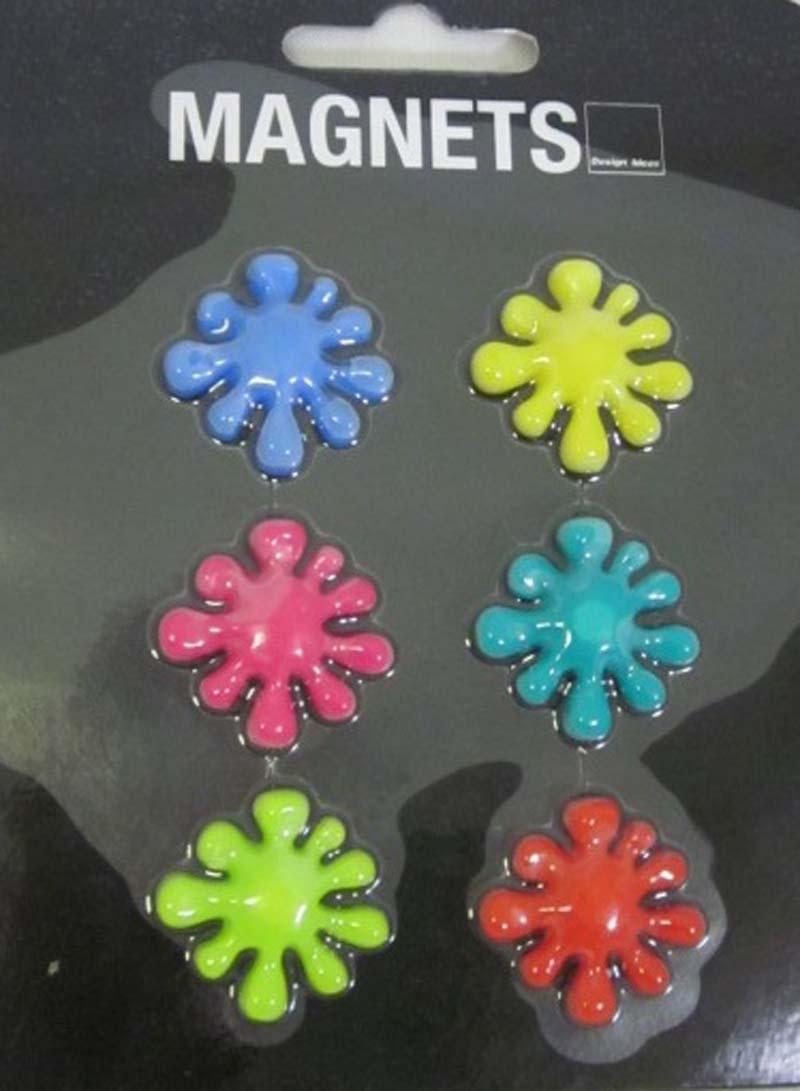 Design Ideas Splat Magnets