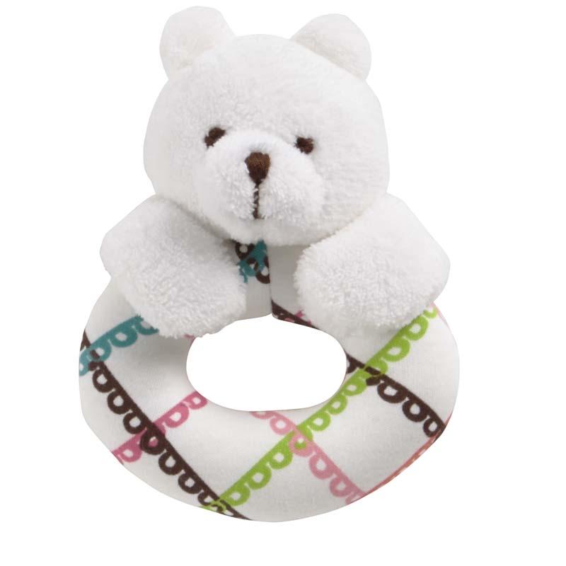 Bear Ring Rattle Lola
