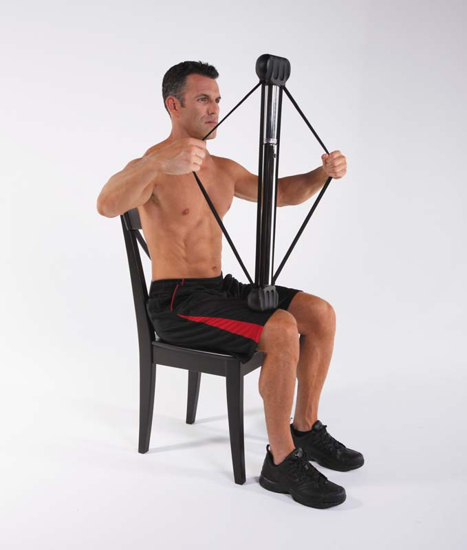 Ontel ISO7X Isometric Exercise Device