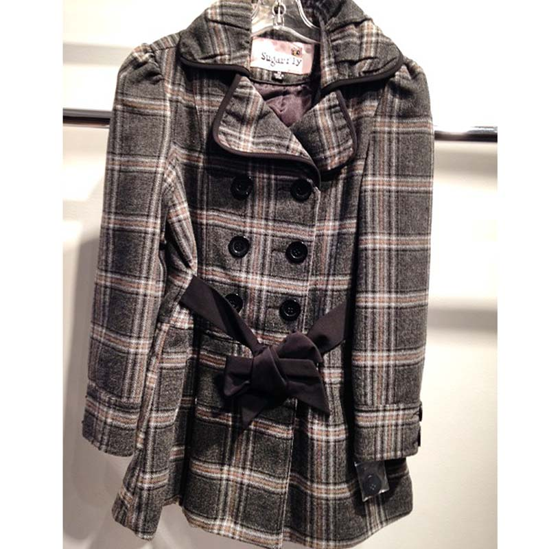 Peacoat KEM 236 (Charcoal Plaid)