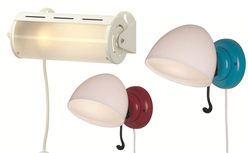 SMYG children's wall-mounted lamp