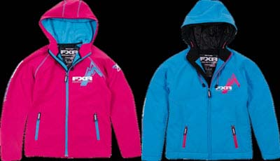 Highland and Peak Softshell Jackets