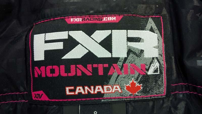 FXR Label