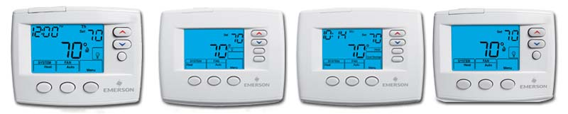 Home Heating and Cooling Thermostats