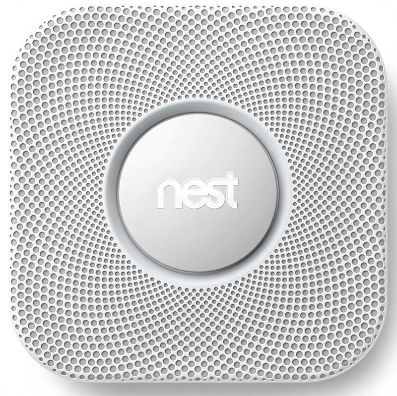 Nest Protect Smoke + CO Alarm  - White