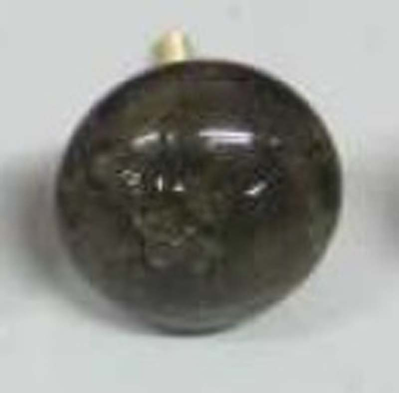Cost Plus World Market Glass Smoke Bubble Knobs