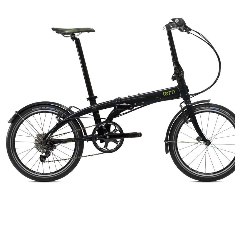 Tern Bicycle Model Link P24h
