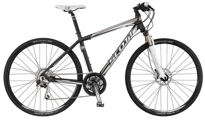 Scott Sportster 10 Men and Sportster 10 Solution