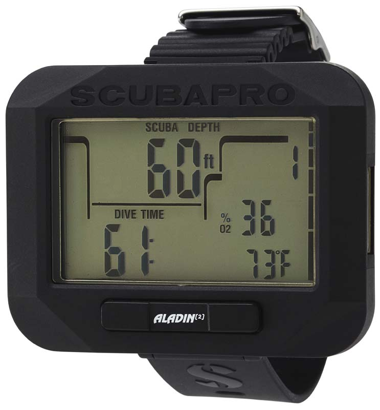 SCUBAPRO Aladin2 dive computers