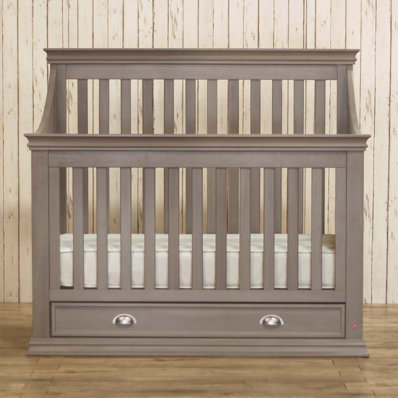 Franklin & Ben Mason 4-in-1 Crib in gray
