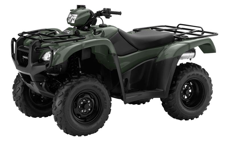 Honda FourTrax Foreman (green)