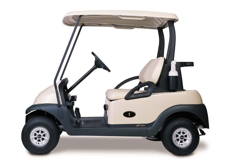 Precedent Golf Car 2-passenger, CF, PD, PF, PR, PU, 1347-422745 to 1349-425820
