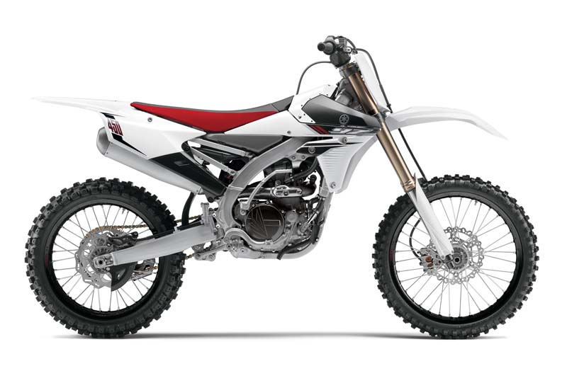 Yamaha model YZ450FEW