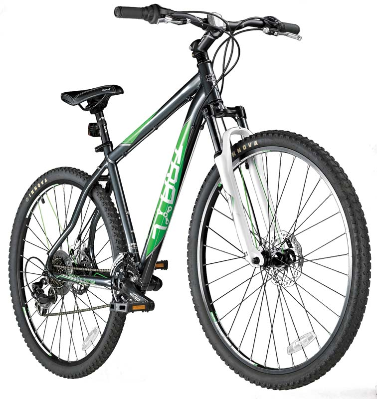 Trayl TRN hardtail mountain bike