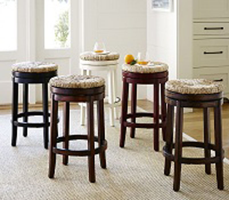 Pottery Barn Donovan Bar Stools