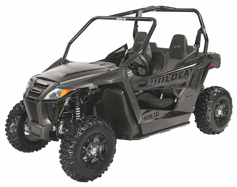 Arctic Cat Recalls Side By Sides | CPSC.gov