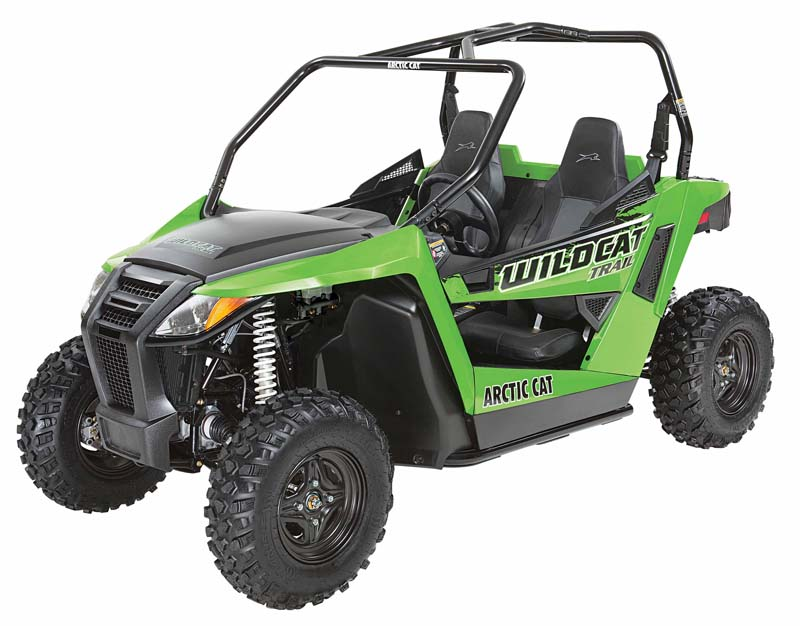 Wildcat Trail Lime Green