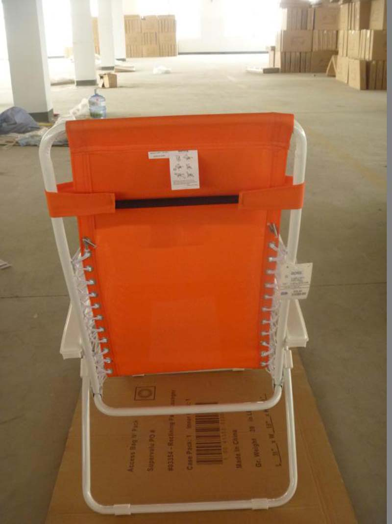 image of 4Seasons folding lounge chair