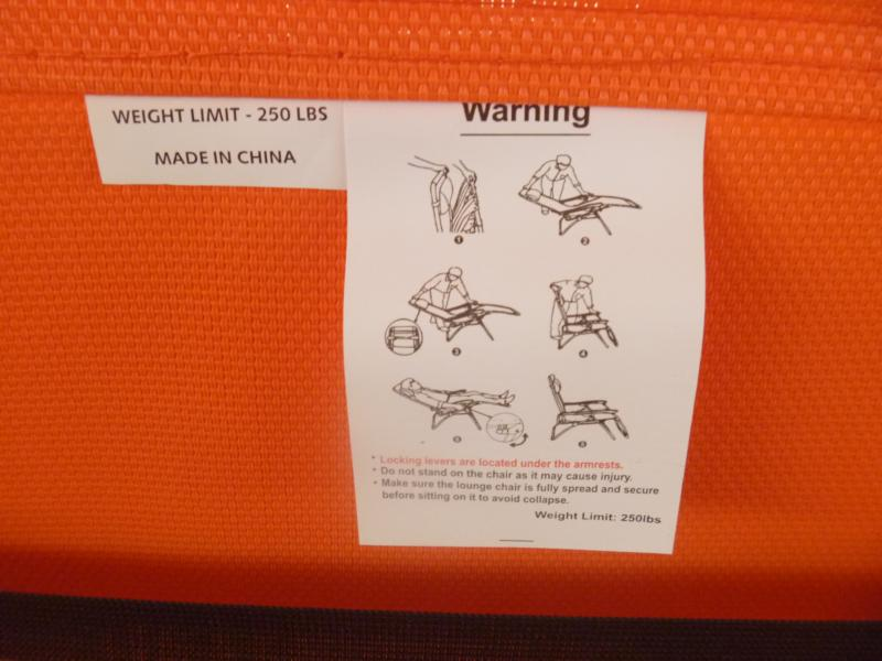 Folding Lounge Chairs Recalled By 4seasons Cpsc Gov