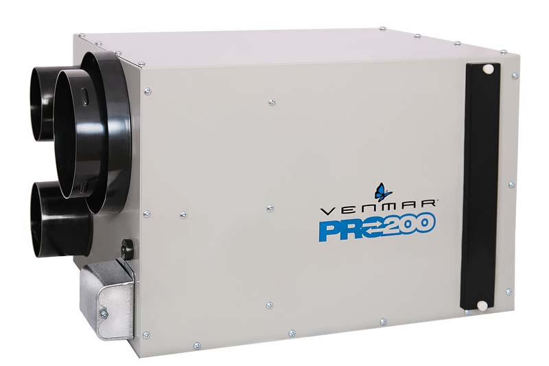 Recalled Venmar air exchanger, model PRO200