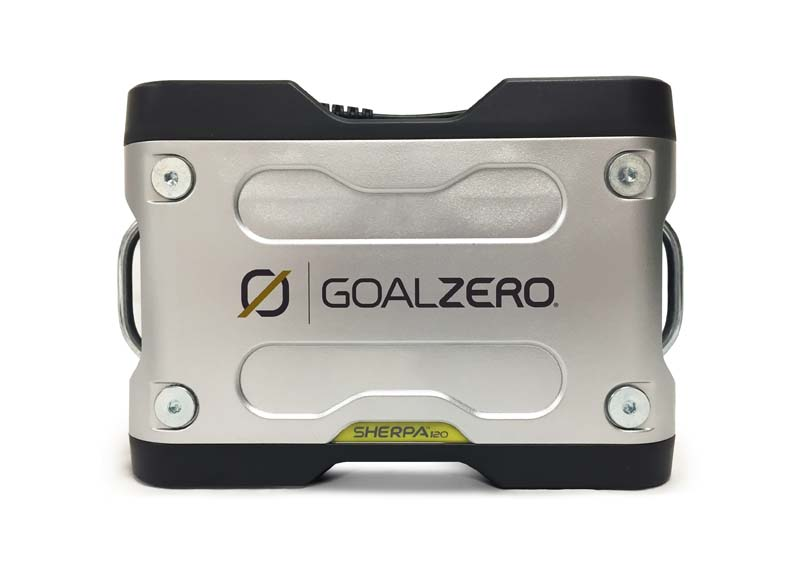 Goal Zero Sherpa 120 battery pack
